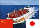 FCL Ocean Shipping Service From Changhaï Chine vers Osaka, Kobe, Tokyo, Yokohama, Nagoya