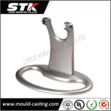 La parte meccanica di alluminio industriale fatta vicino la pressofusione