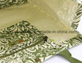 Sac d'emballage fait sur commande estampé par logo promotionnel de coton de toile