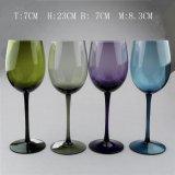 Vidrio de vino rojo exquisito