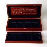 中国の硬貨の木箱の万里の長城