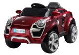 Езда на электрическом автомобиле с дистанционным управлением