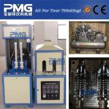 Piccola macchina di plastica dello stampaggio mediante soffiatura della bottiglia con il compressore d'aria
