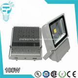 ETL Dlc LEDの屋外の照明Fixture100W LEDフラッドライト