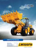 XCMG Lw500fn 5tonの車輪のローダー(販売のためのより多くのモデル)