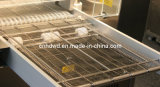 Curva Rod Chain Conveyor Belt con Various Specification