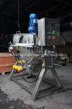 Eléctrica de acero inoxidable y de vapor de calefacción de la chaqueta del tanque Cocina
