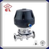 U-Тип трехходовой мембранный клапан нержавеющей стали