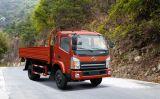 4 tonnes de 4X2 de cargaison de camion de Camion-Lumière