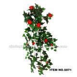 5077 neue Art-Blumen-Wand-hängende Großhandelsrebstöcke
