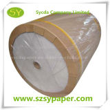 Papel Offset de Woodfree do rolo sem revestimento