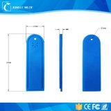 De wasbare Markeringen die van de Wasserij RFID Markeringen RFID met Hoge Quanlity kleden