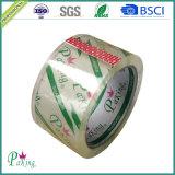 Cristallo - nastro adesivo libero dell'imballaggio di OPP per il sigillamento della scatola