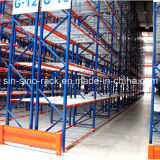 Sistema resistente seletivo industrial do racking