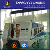 Máquina de corte do laser de Tablefiber de 6020 trocas