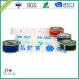 Il marchio variopinto di vendita calda ha stampato il nastro adesivo dell'imballaggio del cerchio BOPP