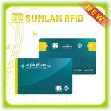 Cartes principales intelligentes sans contact en plastique imprimées de carte principale d'hôtel d'IDENTIFICATION RF