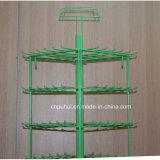 Het Rek van de Vertoning van de Pin van het Metaal van vier Kanten (PHY2044)