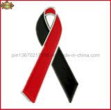 Зеленый цвет выходит значок Pin рака молочной железы Pin отворотом (JINJU16-008)