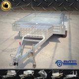 Rampa promocional durable de la neutralización del cargamento del acoplado de la rueda