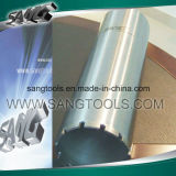 Chine Professional Grade Wet diamant carottiers Bore (SG-016)