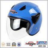 点のオートバイまたはモーターバイクまたはスクーターのヘルメット(OP231)