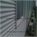 Resistência corrosiva excelente 2mm do PVC do perfil uma folha do telhado da onda do PVC da camada