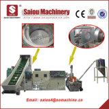 Zhangjiagang PPのPE LDPEのプラスチックフィルムのペレタイジングを施す機械