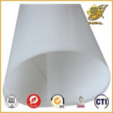 Utilisation légère de feuille de diffusion de PVC pour l'ombre de lampe