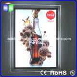 Стена Mounted Acrylic Board для Advertizing Display
