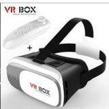 Vidros da realidade virtual 3D Vr do controlador do jogo + da caixa 2.0 de Vr