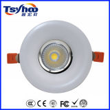 ÉPI DEL Downlight de l'intense luminosité 10With20With30With40W