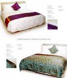 Recentemente jogo luxuoso do fundamento do Comforter do projeto