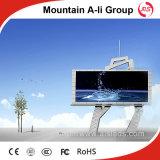 Écran polychrome extérieur d'Afficheur LED de HD P10