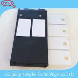 Bandeja de tarjeta barata de la identificación del PVC del precio Cr80 para Canon