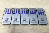 Ventilador de controle remoto de Kyes IR do preto 5 do OEM do fabricante de controle remoto