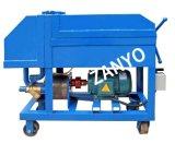 Separazione portatile mobile di Zyp, Petrolio-Acqua, filtro dell'olio del solido liquido