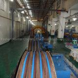 수중 전화선 생산 설비