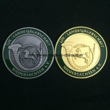Military all'ingrosso Challenge Coin 3D Coin