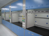 完全な鋼鉄発煙のフードの工場直売の実験室の発煙食器棚