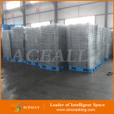 Pallet RackingのためのAceally Galvanized Metal Wire Meshのデッキ