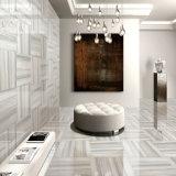 艶をかけられて床を張る磁器の完全な磨かれたタイル(IMB1631)に