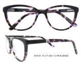 2016 glaces faites sur commande chaudes de plot réflectorisé de monture de lunettes de bâtis optiques de lunetterie de vente