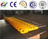 Части машинного оборудования запасные проектируя гидровлический цилиндр