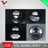 Nuovo faro del LED per Vechiles fuori strada, per la jeep, camion, motociclo di Harley, Wrangler della jeep (HCW-L301098)
