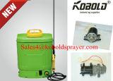 Pulverizador elétrico da trouxa do HDPE da alta qualidade 20L do pulverizador de Kobold