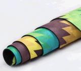 De Volledige Afgedrukte Kleur van de Mat van de Yoga van het natuurlijke Rubber