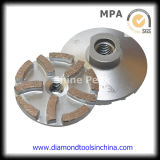 Grinding Concrete와 Epoxy Resin Floor를 위한 다이아몬드 Polishing Plates