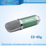 Ealsem ES 6sg 중국제 최신 인기 상품 높은 Quanlity 스튜디오 마이크 콘덴서 마이크