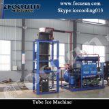 máquina de hielo del tubo 50tons de Focusun